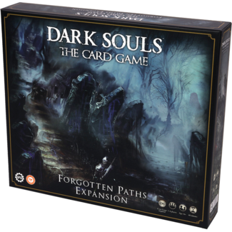 Steamforged Games Dark Souls Card Game: Forgotten Paths Expansion
