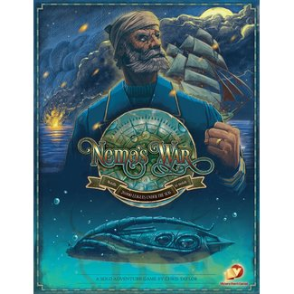 Victory Point Games Nemo's War 2nd Edition