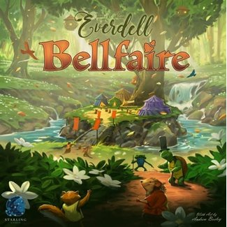 Starling Games Everdell Bellfaire Expansion
