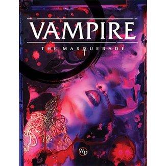 Modiphius Entertainment Vampire: The Masquerade 5th Edition - Hardback