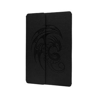 Dragon Shield *PRE-ORDER* Dragon Shield Nomad Playmat: Black/Black