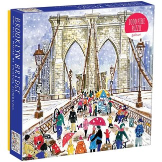 Galison Brooklyn Bridge 1000 pc
