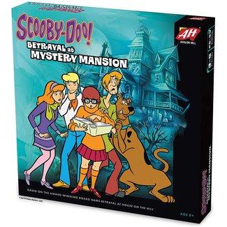 Avalon Hill Scooby-Doo! Betrayal at Mystery Mansion