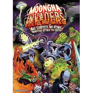 Treefrog Games Moongha Invaders