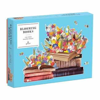 Galison Blooming Books 750 Pc