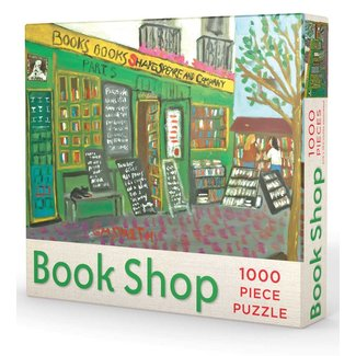 Gibbs Smith Book Shop 1000 pc