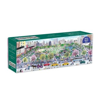 Galison Cityscape 1000 pc