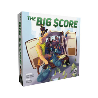 Van Ryder Games The Big Score
