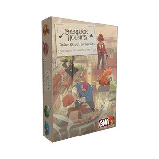 Van Ryder Games Sherlock Holmes: Baker Street Irregulars