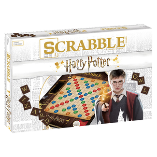 USAopoly Harry Potter Scrabble