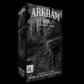 *PRE-ORDER* Arkham Noir 2: Call Forth by Thunder