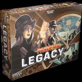 Z-Man Games *PRE-ORDER* Pandemic Legacy: Season 0