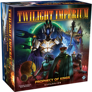 Fantasy Flight Games *PRE-ORDER* Twilight Imperium: Prophecy of Kings