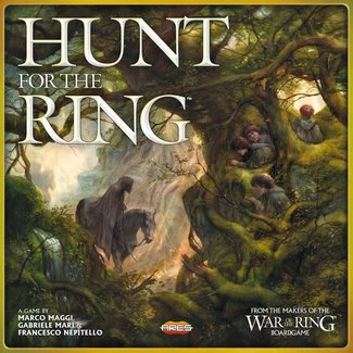 Ares Games Hunt for the Ring