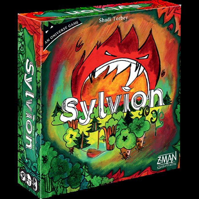 Z-Man Games Sylvion
