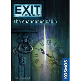 Kosmos Games EXIT: The Abandoned Cabin