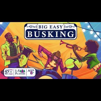 Weird Giraffe Games Big Easy Busking