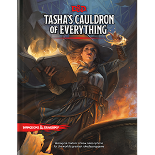 D&D 5th Edition: Tasha's Cauldron of Everything