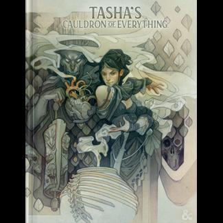 *PRE-ORDER* D&D 5th Edition: Tasha's Cauldron of Everything Alt Cover