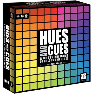 The OP Games Hues and Cues