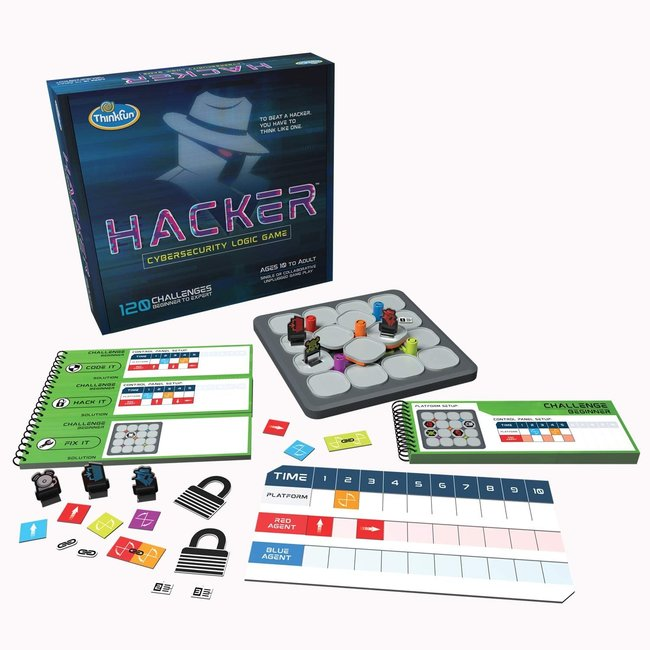 Thinkfun Hacker