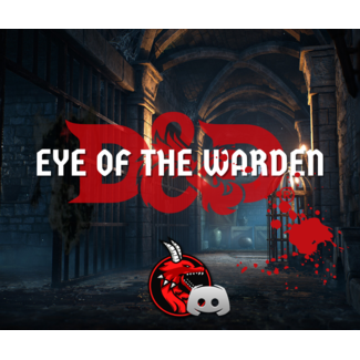 Cape Fear Games Virtual RPG Session: Eye of the Warden