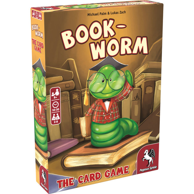 Book-Worm: The Card Game