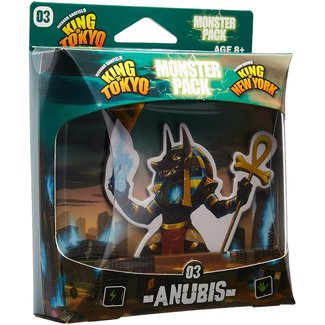 Iello King of Tokyo: Anubis Monster Pack