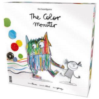 Devir The Color Monster
