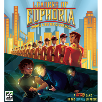 Overworld Games Leaders of Euphoria