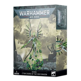 Warhammer 40,000 *PRE-ORDER* Necrons: C'Tan Shard of the Void Dragon