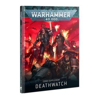 Warhammer 40,000 40k Codex: Deathwatch 9th