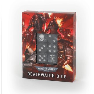 Warhammer 40,000 Deathwatch Dice Set