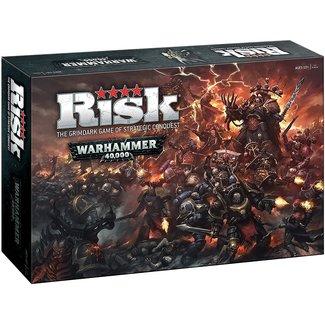 The OP Games Risk Warhammer 40k