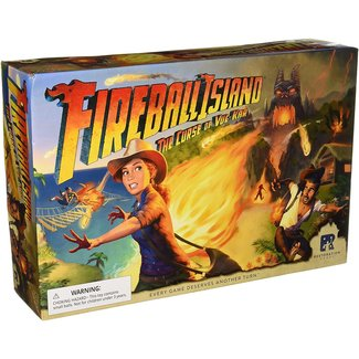 Restoration Games Fireball Island The Curse of Vul Kar