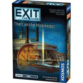 Kosmos Games EXIT: Theft of the Mississippi