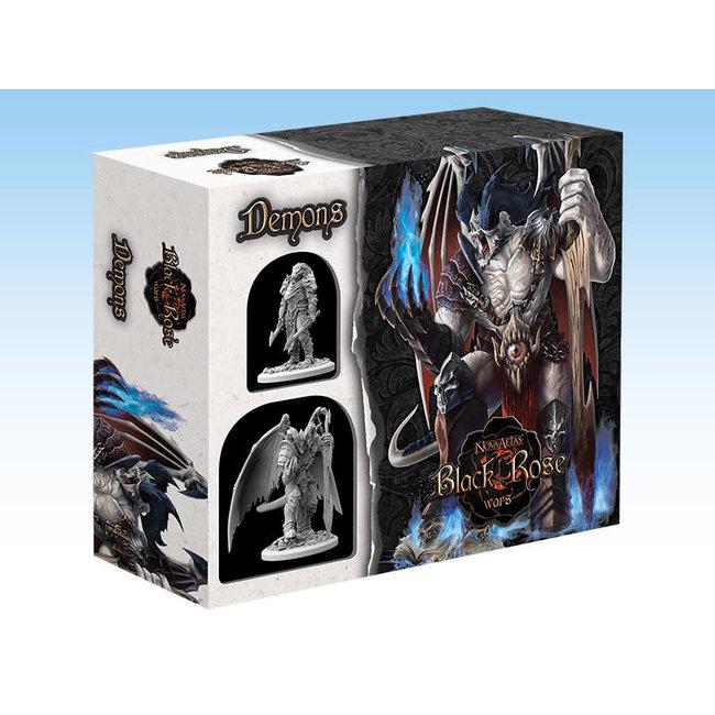 Black Rose Wars Summonings Demons - Miniatures Expansion