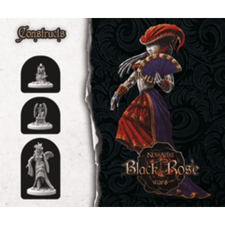 Ares Games Black Rose Wars Summonings Constructs - Miniatures Expansion