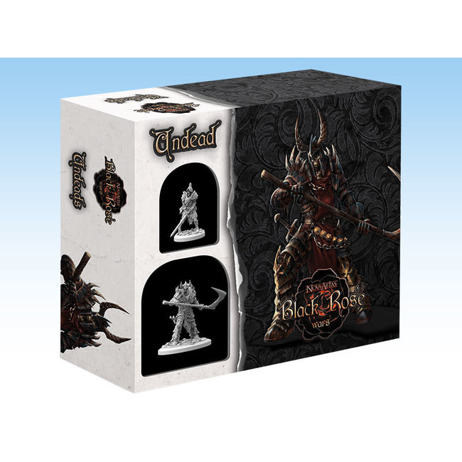 Black Rose Wars Summonings Undead - Miniatures Expansion