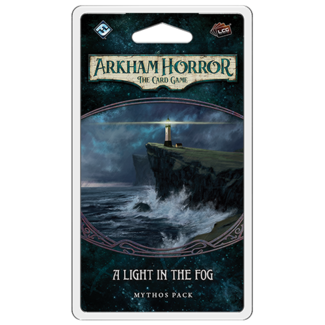 Fantasy Flight Games *PRE-ORDER* Arkham Horror LCG: A Light in the Fog