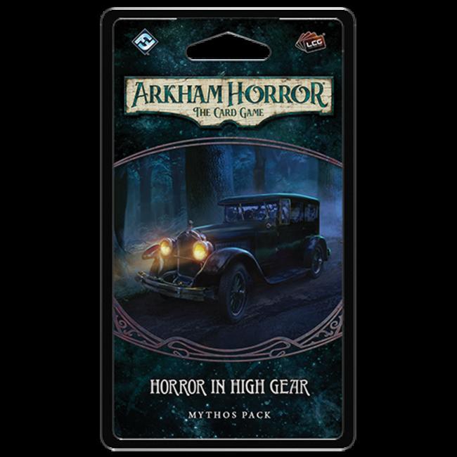 Arkham Horror LCG: Horror in High Gear