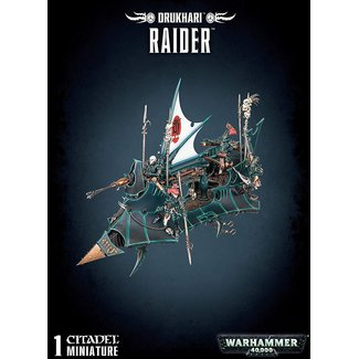 Warhammer 40,000 40k Drukhari Raider