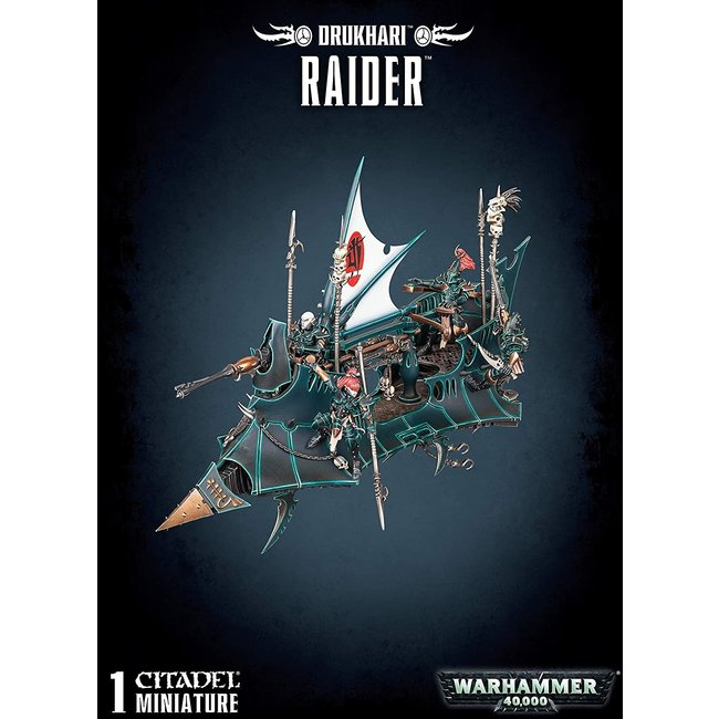 40k Drukhari Raider