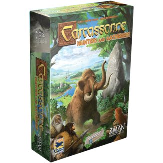 Z-Man Games *PRE-ORDER* Carcassonne: Hunters & Gatherers