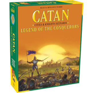 Catan Studios *PRE-ORDER* Catan: Legend of the Conquerors