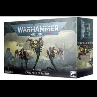 Warhammer 40,000 40k Canoptek Wraiths