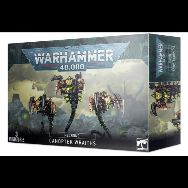 40k Canoptek Wraiths