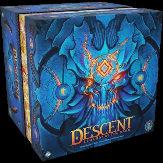 Fantasy Flight Games 8/6 Descent: Legends of the Dark