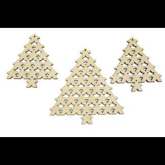Broken Token Holiday Ornaments - Treeples (3)