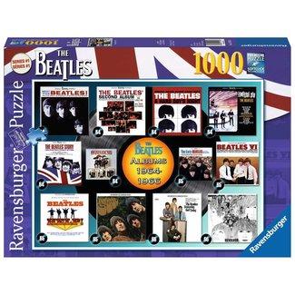 Ravensburger Beatles: Albums 1964-66 1000 pc Puzzle